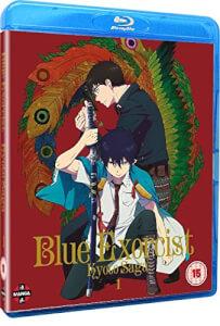 Blue Exorcist (Season 2) Kyoto Saga Volume 1 (Episodes 1-6)