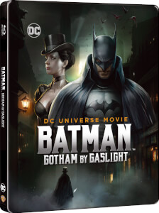 Gotham By Gaslight - Limited Edition Steelbook