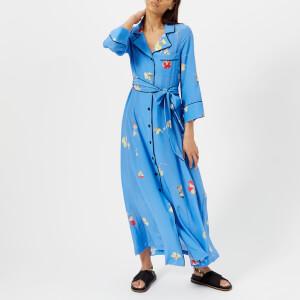 Ganni Women's Joycedale Dress - Marina