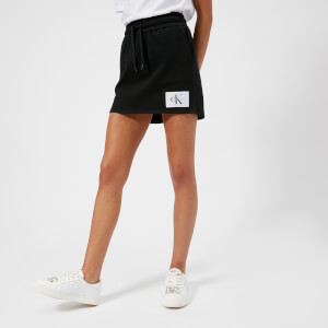Calvin Klein Women's True Icon Skirt - Black/White