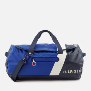 Tommy Hilfiger Men's Block Story Duffle Bag - Tommy Navy