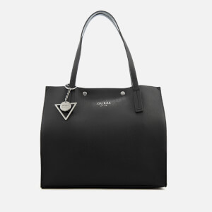 Guess Women's Kinley Carryall Tote Bag - Black