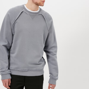 Maison Margiela Men's Cotton Sweatshirt - Shark