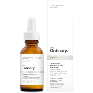 Sérum retinoide granactivo en escualeno 5 % de The Ordinary