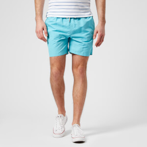 Polo Ralph Lauren Men's Traveler Swim Shorts - Margie Blue