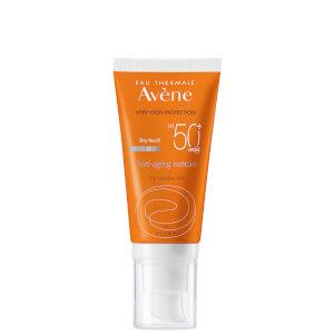 Avène Crema solar antiedad de muy alta protección SPF50+ para pieles sensibles 50ml