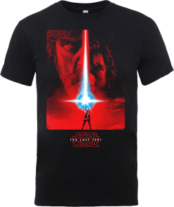 Star Wars: The Last Jedi The Force T-shirt - Zwart