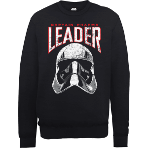 Star Wars The Last Jedi Captain Phasma Men's Black Sweatshirt
