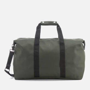 RAINS Men's Weekend Bag - Green