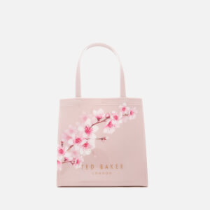 Ted Baker Women's Lalacon Soft Blossom Small Icon Bag - Light Pink