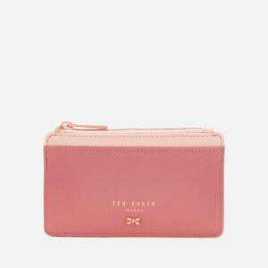 Ted Baker Women's Alica Zipped Card Holder - Pink