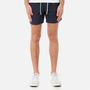 Lacoste Men's Basic Swim Shorts - Navy Blue