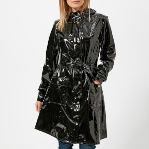 RAINS Women's Curve Jacket - Black