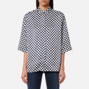 PS by Paul Smith Women's Spot Shirt - Navy