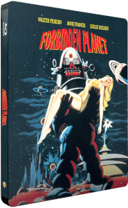 Forbidden Planet - Steelbook Exclusivo de Zavvi Edición Limitada -