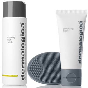 Dermalogica Precleanse Balm and Clearing Skin Wash Duo (Worth $52)