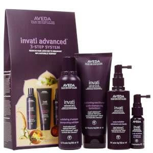 Conjunto de 3 Passos Invati Advanced da Aveda