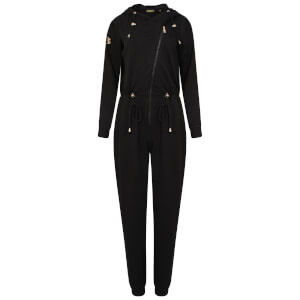Bronzie Chelsea Jumpsuit - Black
