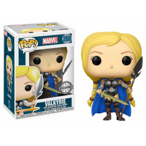 Figura Pop! Vinyl Exclusiva Valquiria - Marvel