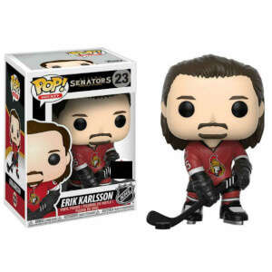 Figurine Pop! Erik Karlsson Home Jersey EXC - NHL