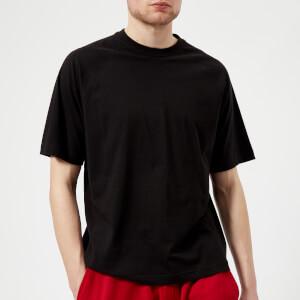Y-3 Men's Cl Logo Back Short Sleeve T-Shirt - Black