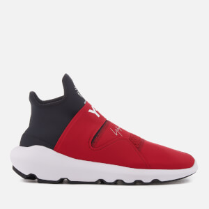 Y-3 Men's Suberou Trainers - Chilli Pepper