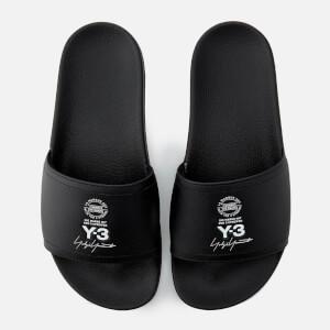 Y-3 Adilette Slides - Black