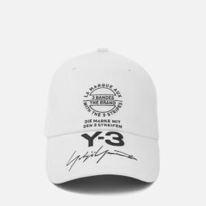 Y-3 Street Cap - White