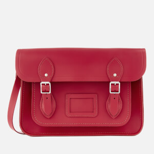 The Cambridge Satchel Company Women's 13 Inch Magnetic Satchel - Crimson