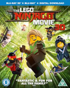 The LEGO Ninjago Movie 3D (Includes 2D Version)