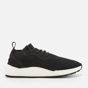 Filling Pieces Knit Speed Arch Runner Trainers - Black