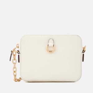 Lauren Ralph Lauren Women's Bennington Small Camera Bag - Vanilla