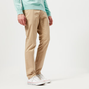 Polo Ralph Lauren Men's Tailored Slim Fit Lightweight Military Chinos - Classic Khaki