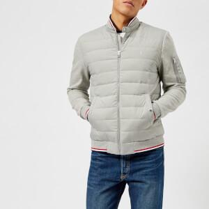 Polo Ralph Lauren Men's Hybrid Quilted Jacket - Andover Heather