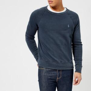Polo Ralph Lauren Men's Crew Neck Sweatshirt - Aviator Navy
