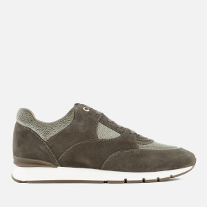 Android Homme Men's Belter 2.0 Stingray Emboss Velvet Runner Trainers - Taupe