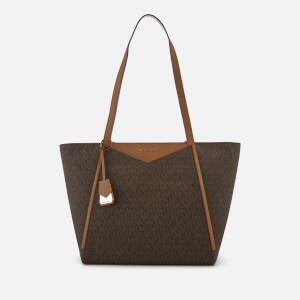 MICHAEL MICHAEL KORS Women's Whitney Large Tote Bag - Brown