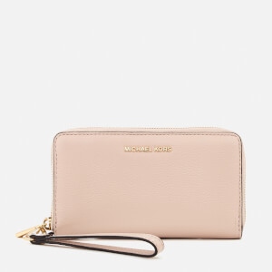 MICHAEL MICHAEL KORS Women's Large Flat Phone Case - Soft Pink