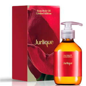 Jurlique Limited Edition Rose Body Oil 200ml