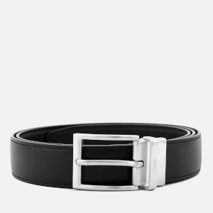 Tod's Men's Reversible Belt - Black