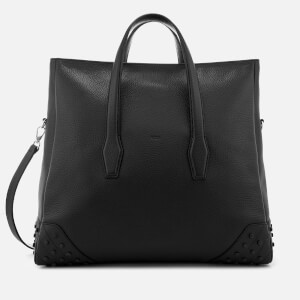 Tod's Men's Gommino Weekender Bag - Black