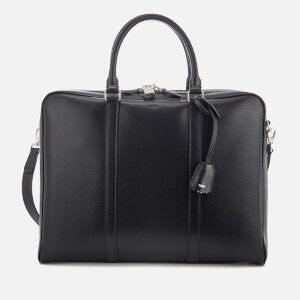 Tod's Men's Slim Business Case - Black