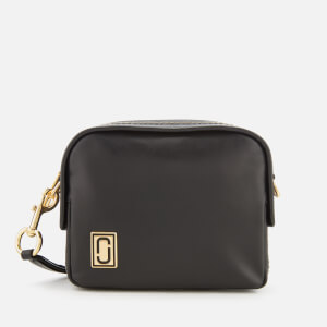 Marc Jacobs Women's The Mini Squeeze Cross Body Bag - Black