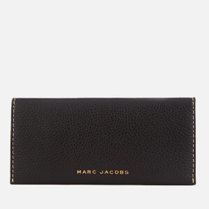 Marc Jacobs Women's Slim Open Face Wallet - Black