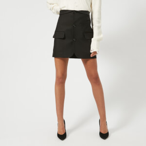 Helmut Lang Women's Blazer Skirt - Black