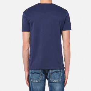 Polo Ralph Lauren Men's Logo Jersey Short Sleeve T-Shirt - Newport Navy: Image 2