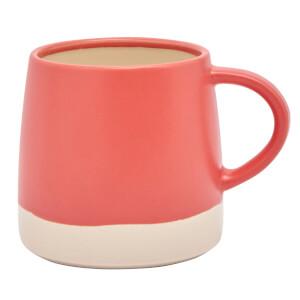 Joules Stoneware Single Mug - Red