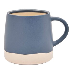 Joules Stoneware Single Mug - French Navy