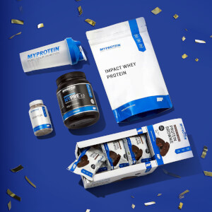 MyProtein Essentials Pack
