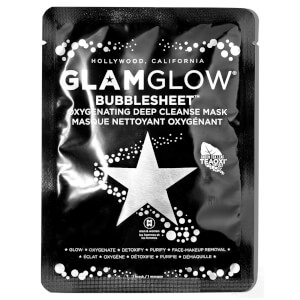 GLAMGLOW Bubble Sheet Mask (1 Mask)